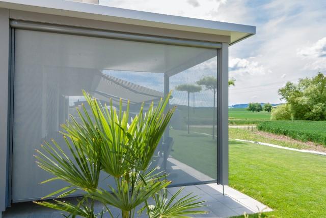 Vertical awnings Ventosol