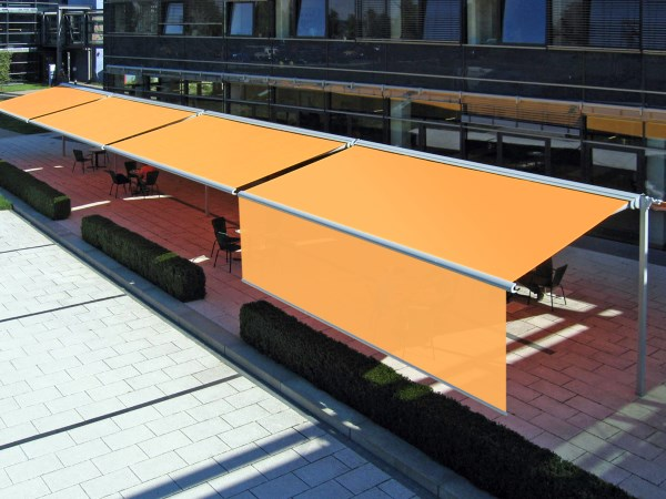 Mobile Awnings with box Boxmobil