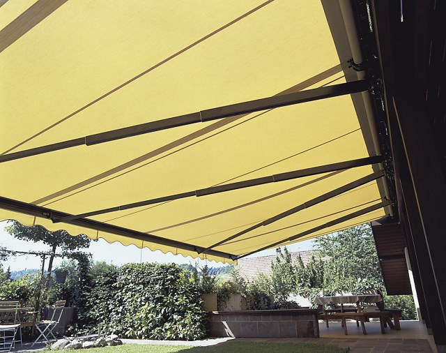 Telescopic Arm awnings Jumbo