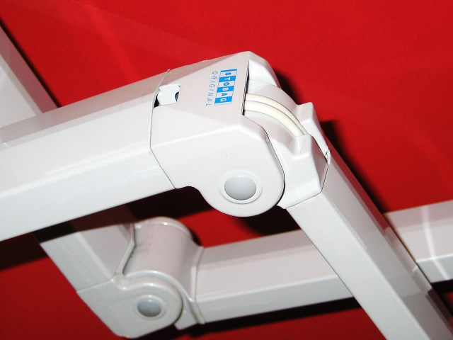 Cross-over Arm Awnings Select Plus