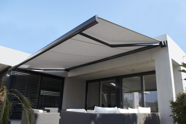 Box awnings Tendabox
